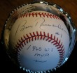 Bobby Richardson Autographed Official MLB Baseball