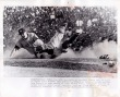 Chicago Tribune Original Press Photo World Series 1961 Yankees Reds