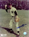 Hank Bauer autographed photo