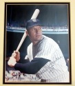 Mickey Mantle Autographed Color Photo