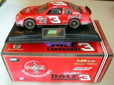 NASCAR Collectable information