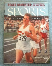 1955 Sports Illustrated Vintage Magazine Collection