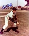 Bob Feller Autographed 8X10 Color Photo