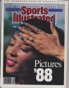 December 26, 1988 Sports Illustrated Florence Joyner Keerse, Pictures 1988, Olympics