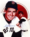 Red Sox TED WILLIAMS Autographed 8x10 Photo