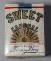 "Vintage Sealed ""Sweet Caporal"" Cigarettes 1940 Rare!"