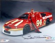 Bill Elliott McDonalds Ford Taurus Autograph