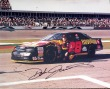 Dale Jarrett  Autographed 8 by 10 Photo