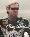 Rusty Wallace Autographed 8 by 10 color photo