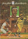 Autographed Willie Stargell 49th HOF Annual Program