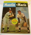 Mantle Maris 1961 Sports Magazine