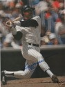 "Reggie Jackson Yankees signed full color 8""x10"" magazine page!"