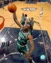 Al Jefferson Autographed 8x10 Photo Boston Celtics