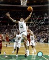 Delonte West Autographed 8x10 Photo Boston Celtics
