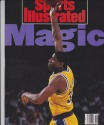 Nov. 11, 1991 Magic Johnson SPORTS ILLUSTRATED NO LABEL