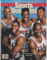 USA Olympic Dream Team - Sports Illustrated February 18, 1991