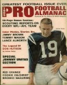 1965 Pro Football Almanac