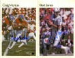 Autographed Card Set  - Craig Morton  & Bert Jones