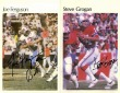 Autographed Card Set - Joe Ferguson & Steve Grogan