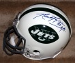 Autographed Marty Lyons Full Size Helmet