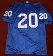 Joe Morris New York Giants Autographed Jersey