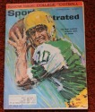Sports Illustrated September 23, 1963 George Mira Miami Hurricanes