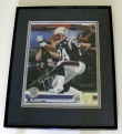 TY LAW autographed PATRIOTS 8X10 Photo - SUPERBOWL XXXVI