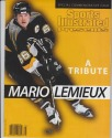 "Sports Illustrated ""A Tribute: Mario Lemieux,  Pittsburgh Penguins - April 23, 1997"