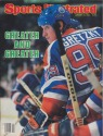 Wayne Gretzky - Sports Illustrated Magazine - January 23, 1984