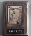 Babe Ruth 100th Anniversary Card with Plaque