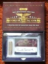 COOL PAPA BELL & BUCK LEONARD 2009 RAZOR CUT SIGNATURE SPORTS ICON EDITION