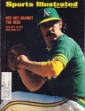 "Oakland's Jim ""Catfish"" Hunter SI"