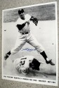 Phil Rizzuto HOF Signed NY Yankees 16x20 Photo