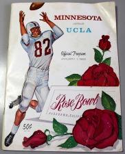 Rose Bowl Offical Programs