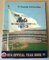 1974 NY Mets Year Book